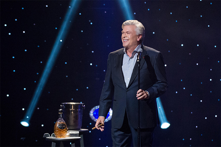 "Watch a teaser of Ron White's new Netflix special, ""If You Quit Listening, I'll Shut Up"""